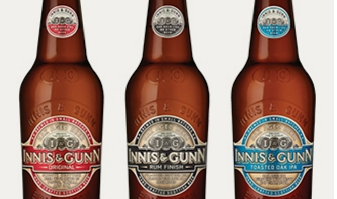 Supermarket Sales Uplift For Innis & Gunn – Daily Business photo