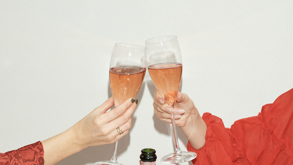 The Best Rosé Bubbles For Valentine's Day photo