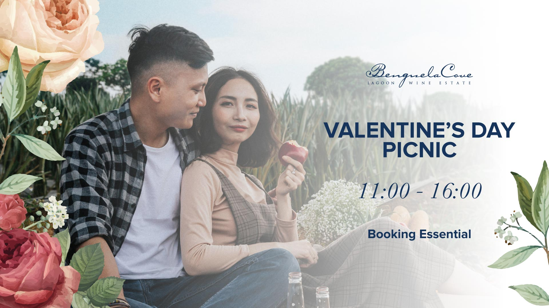Valentine's Day Picnic at Benguela Cove photo