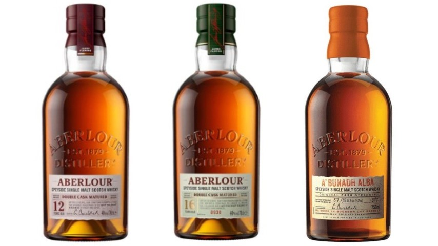 Tasting: 3 Classic Sherried Single Malts From Aberlour photo