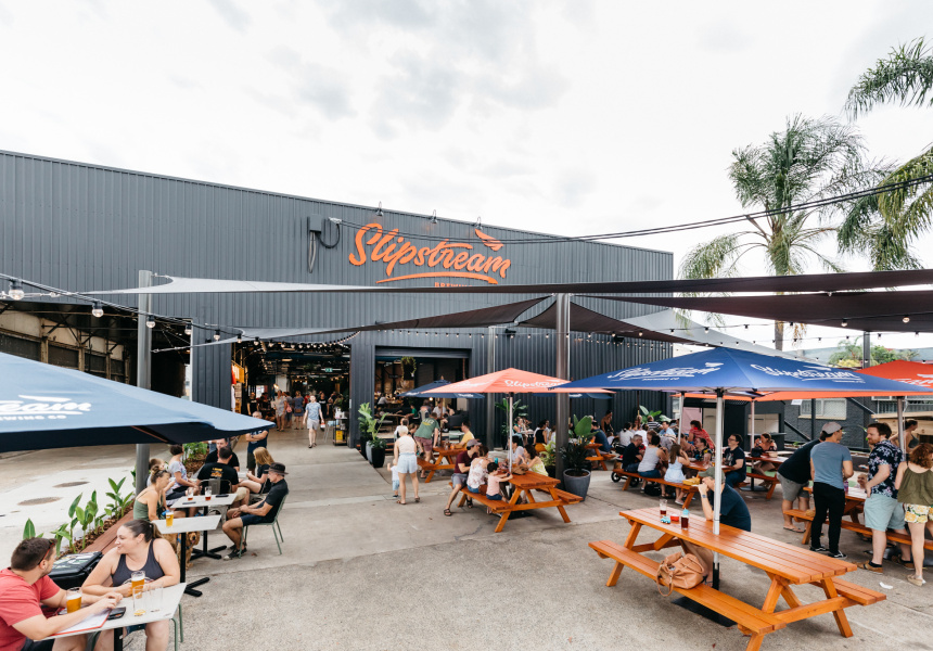 Slipstream Brewing Company Reopens With A Brilliant Brewpub In Brisbane's South photo