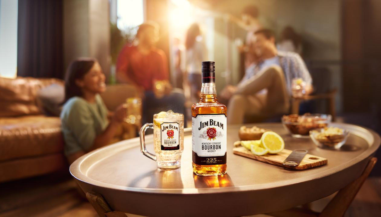Jim Beam Highball: A Refreshing Drink For Wfh Inspiration photo