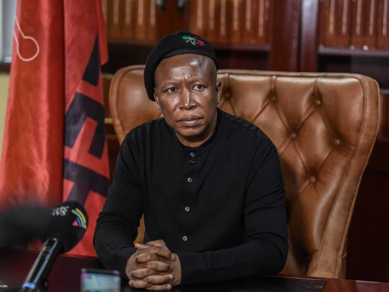 Tea At Nkandla: Jacob Zuma Invites Julius Malema Over 'for A Cup' photo