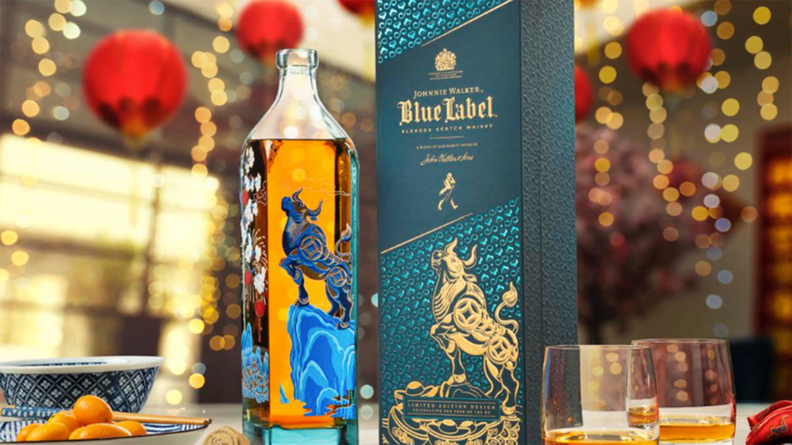 Johnnie Walker Puts Time In A Bottle photo