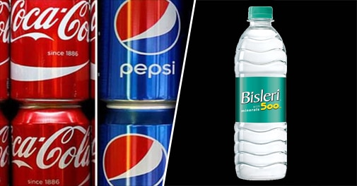 Coke, Pepsi, Bisleri Fined For Violating Plastic Waste Disposal Rules photo