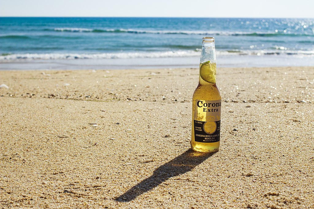 From Iceland — Increase In Sales Of Corona Beer Last Year photo
