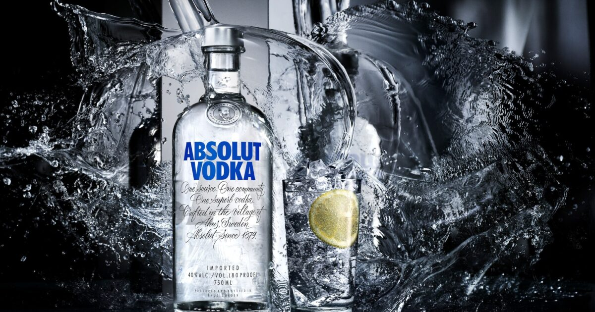 Absolut Vodka Achieves 50% Recycled Material Target Four Years Ahead… photo