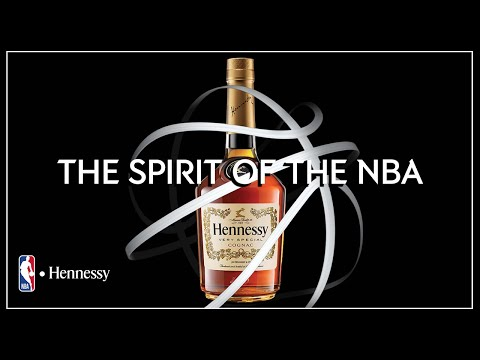 Hennessy Becomes The Nba's First Global Spirits Partner photo
