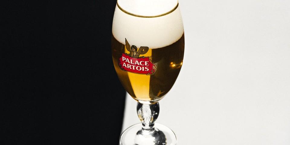 Palace Skateboards And Stella Artois Tease Partnership photo