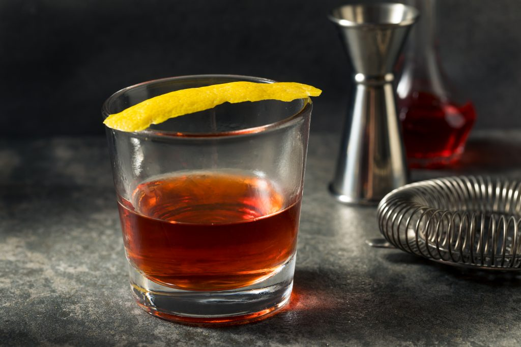 """delightful"" Rye Whiskey Cocktail Named After This Late 19th Century Us President photo"