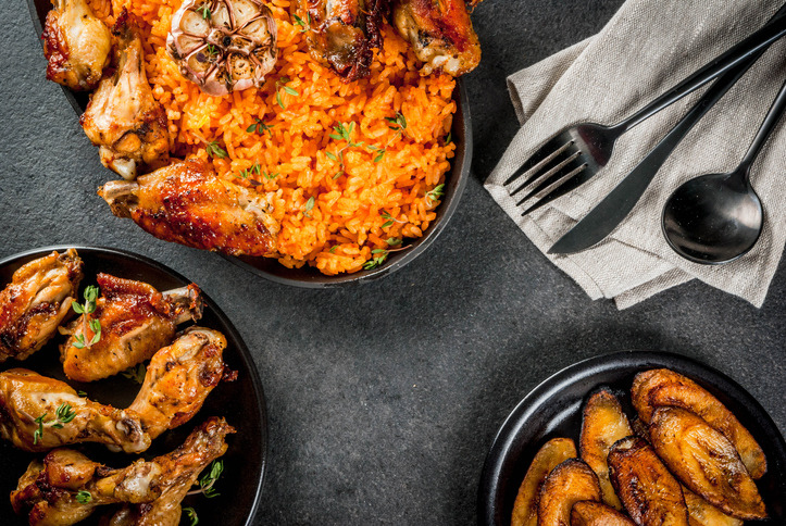 A Celebration Of African Food photo