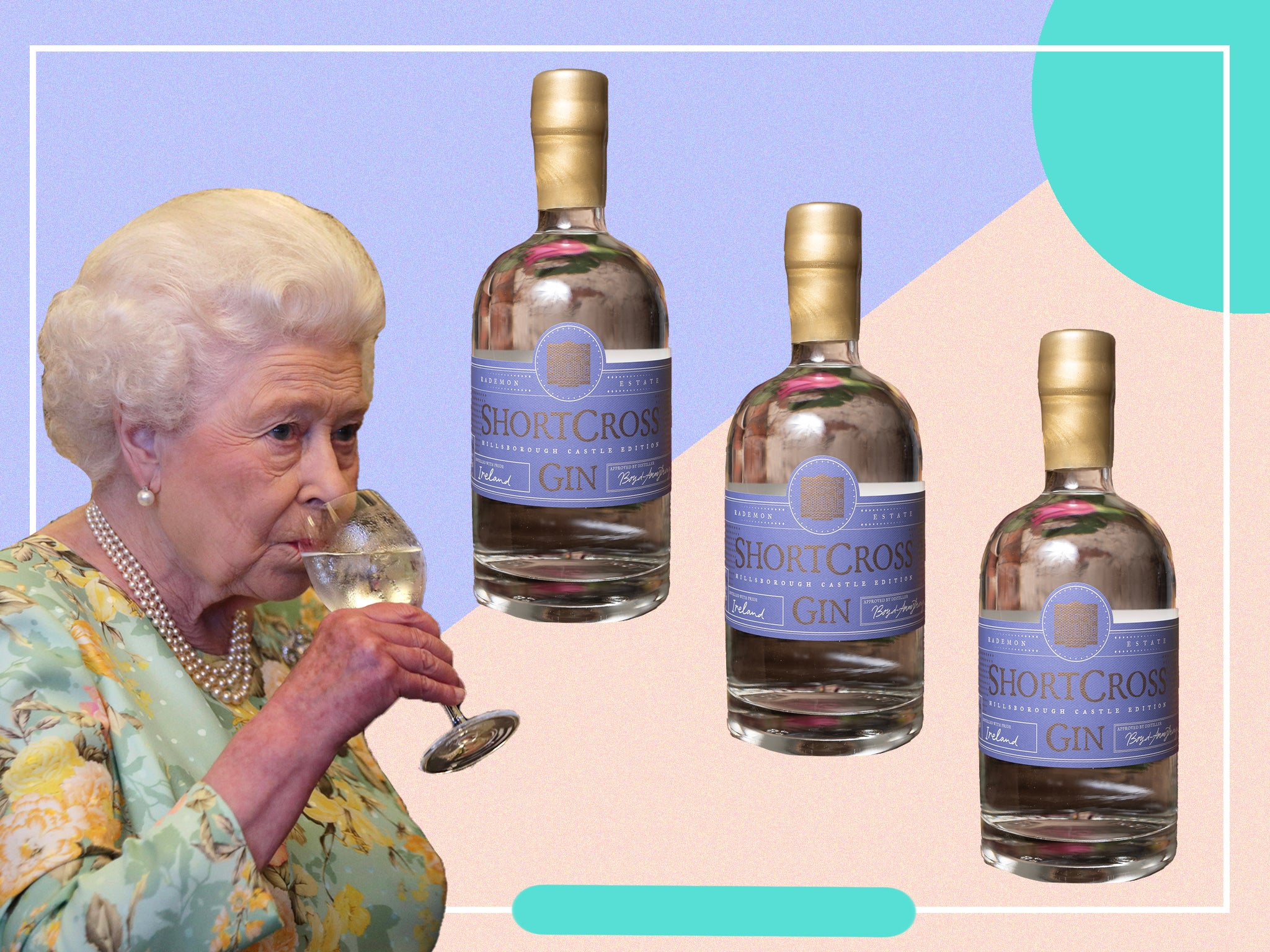 Where To Buy The Queen's New Limited-edition Gin Before It Sells Out photo
