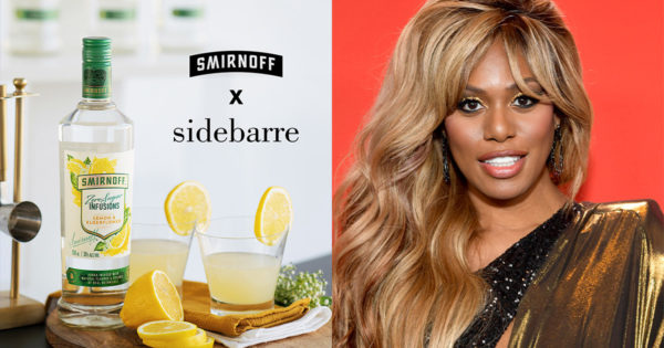 Laverne Cox And Smirnoff Want To Meet You At The Bar(re) photo