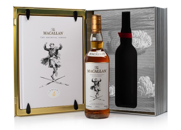 The Macallan Adds A New Scotch Single Malt To Its Archival Series photo