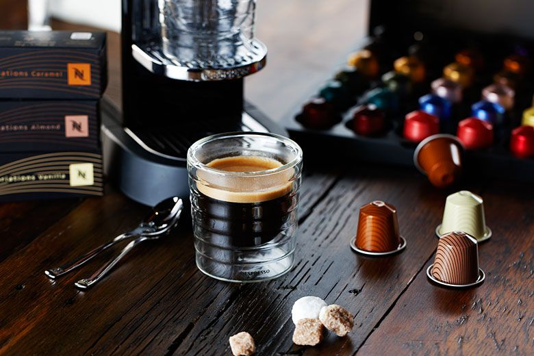 The History Of Nestlé Nespresso photo