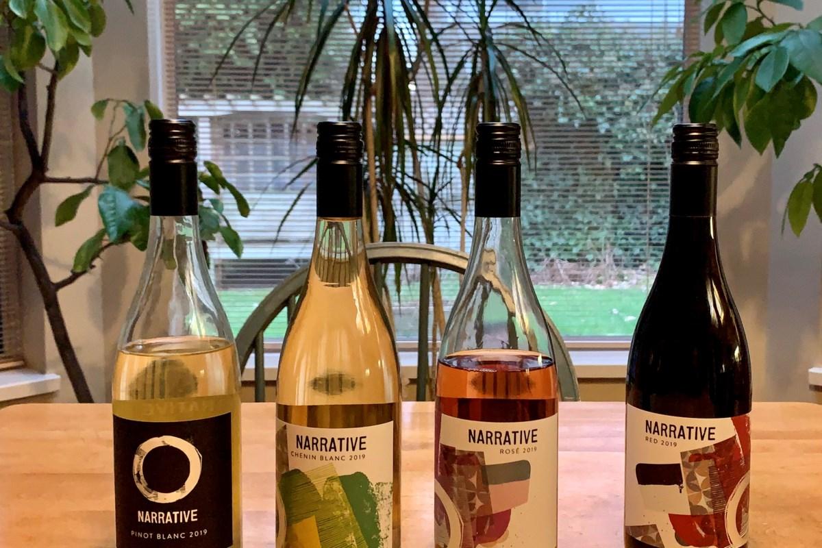 Column: A Narrative On Narrative Wines photo