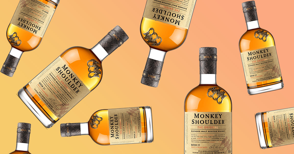 10 Things You Should Know About Monkey Shoulder photo