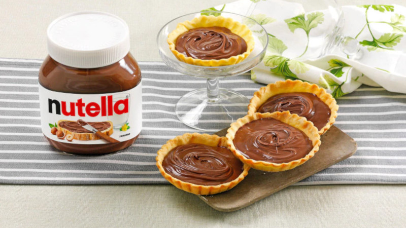 3 Nutella Recipes That Beat Eating It Straight From The Jar photo