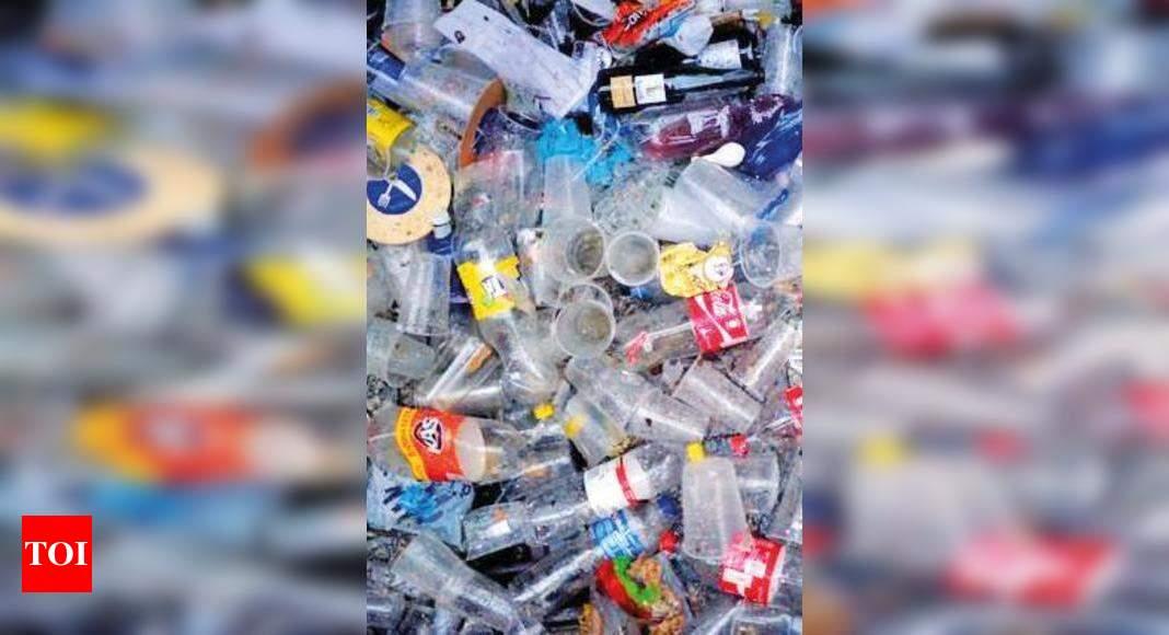 Disposal Of Plastic Waste: Coke, Pepsi, Bisleri Fined photo