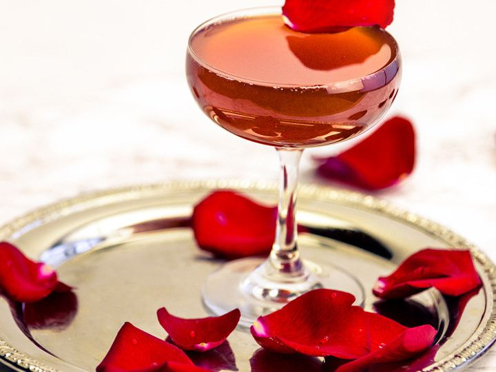 Don't Bottle Up Your Love This Month, Unless It's In A Bottle Of Angostura® Aromatic Bitters photo
