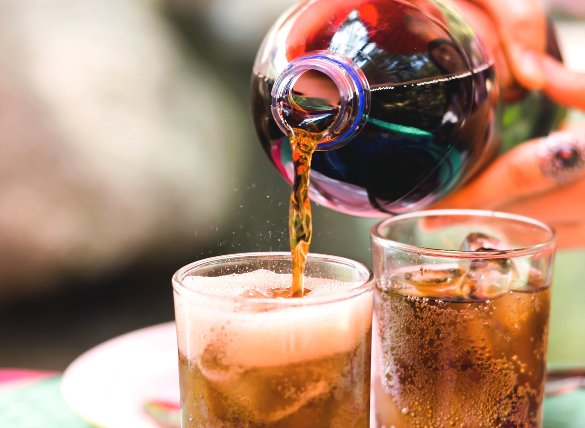 One Major Effect Of Drinking Diet Soda Every Day, Says Science photo
