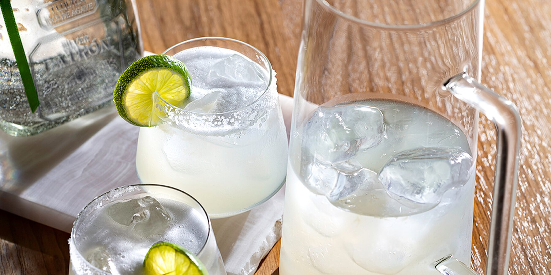 Feb. 22 Is National Margarita Day — Here's How To Make The Classic Cocktail At Home photo
