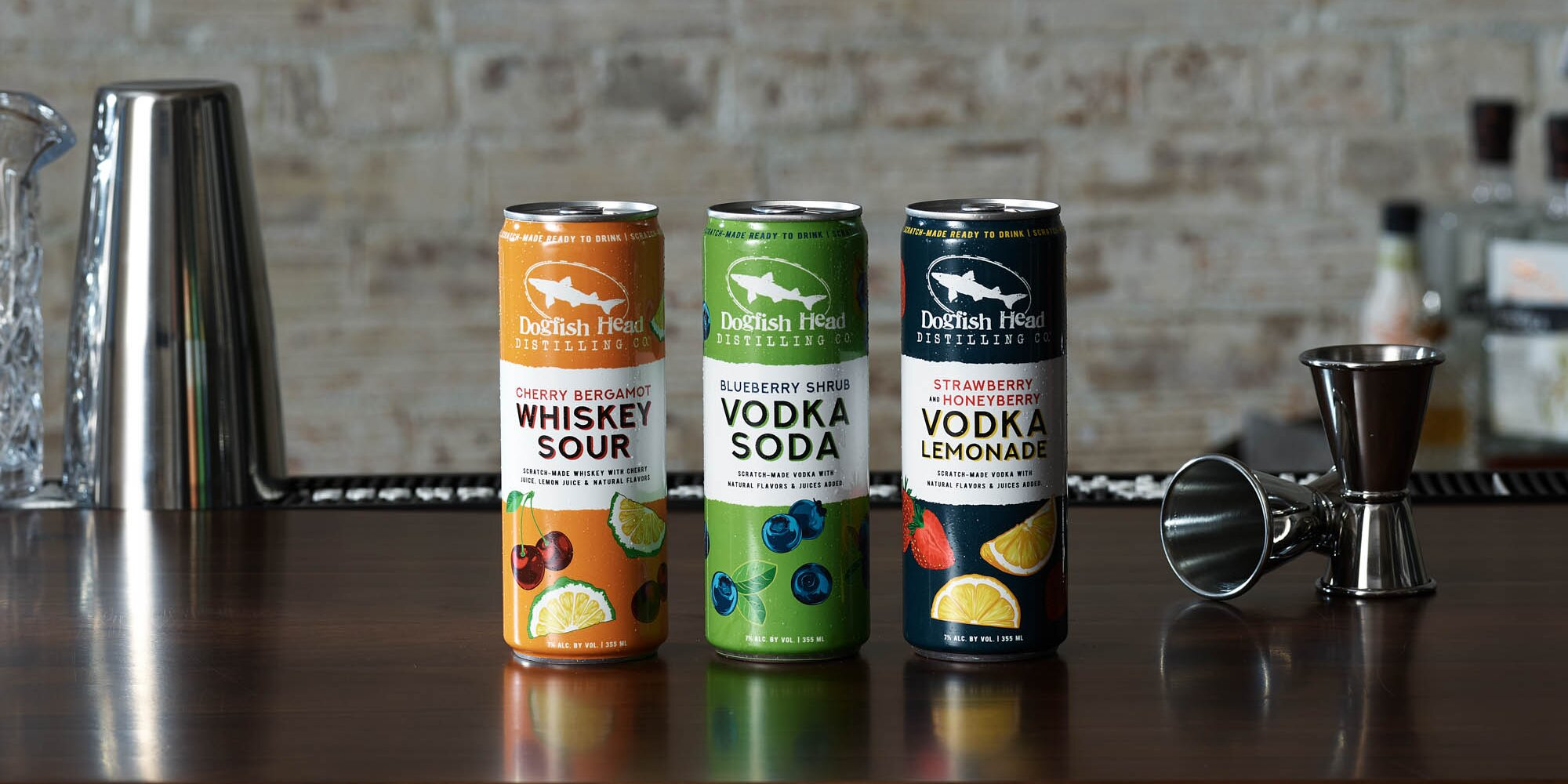 Dogfish Head Is Breaking Into The Canned Cocktail Market photo