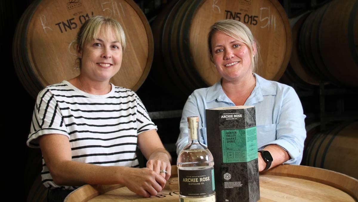 Hunter Valley Winemakers Join Archie Rose To Make Award-winning Spirit photo