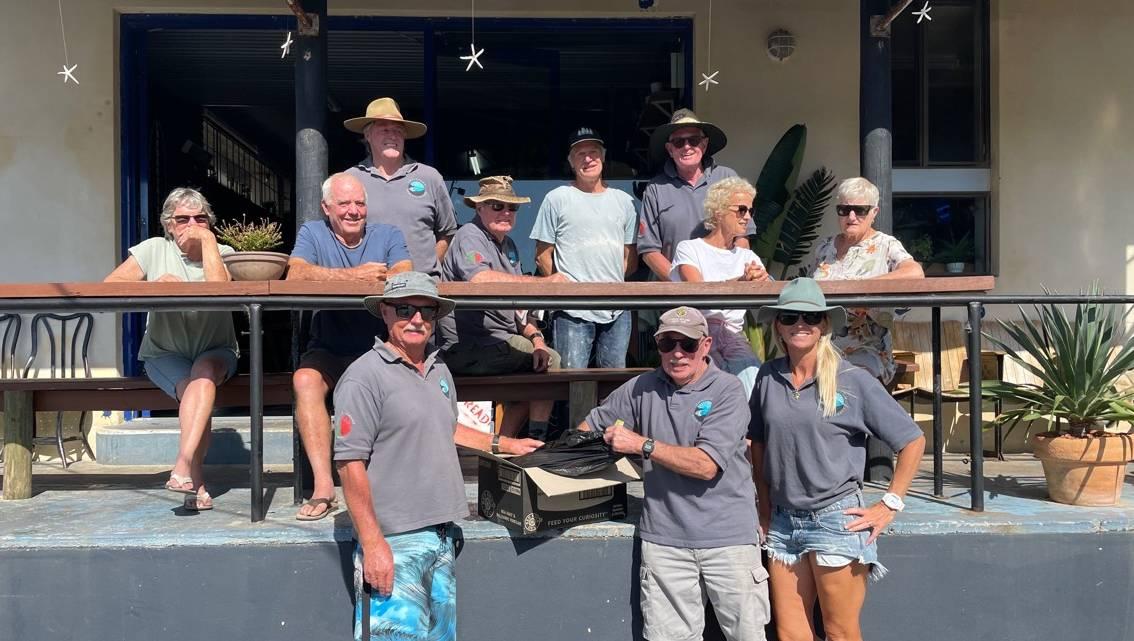 Big Wins For Locals In Gracetown Bushfire Brigade Raffle photo