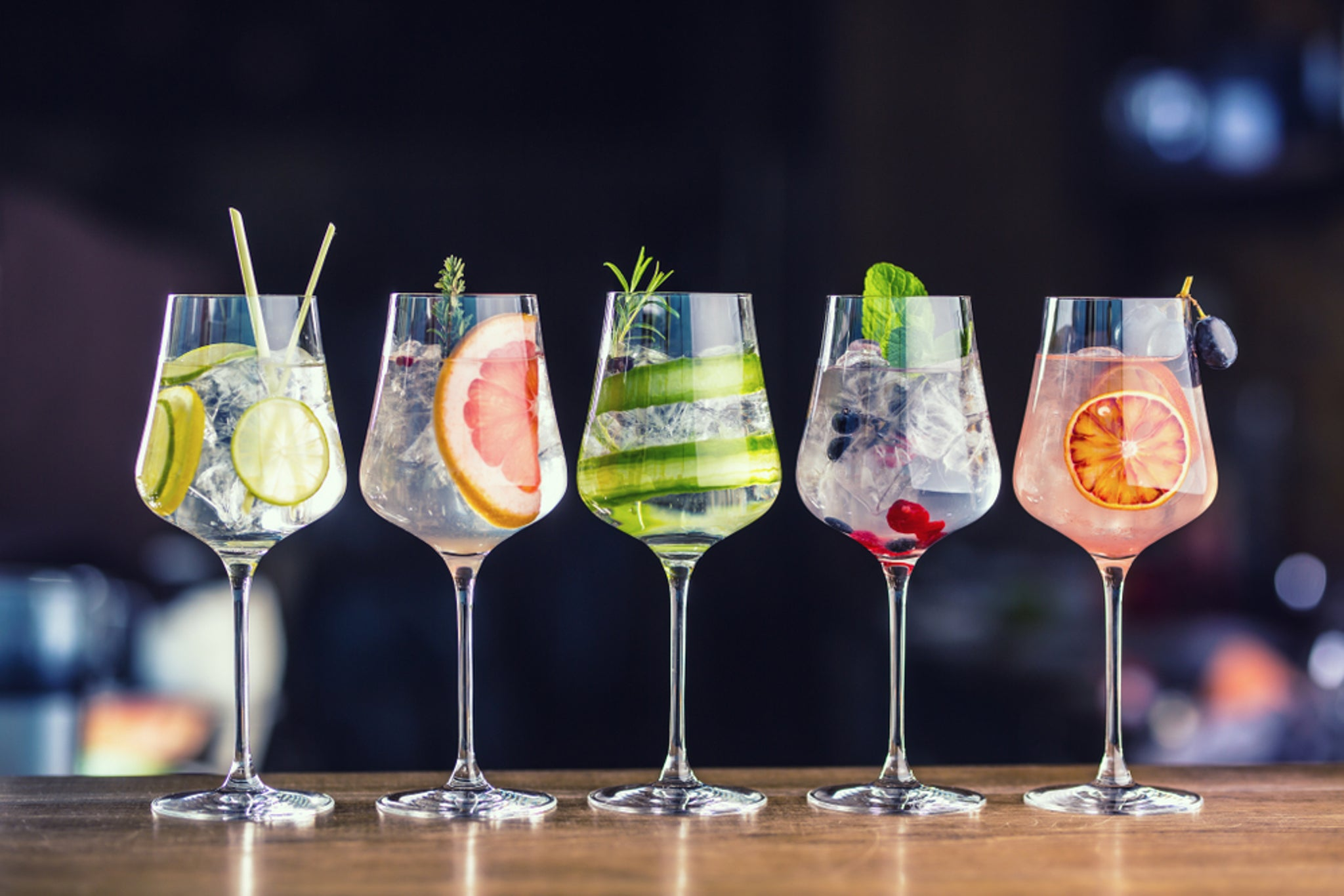 Martinis, G &ts, Negroni: How To Pick The Perfect Gin, However You Drink It photo