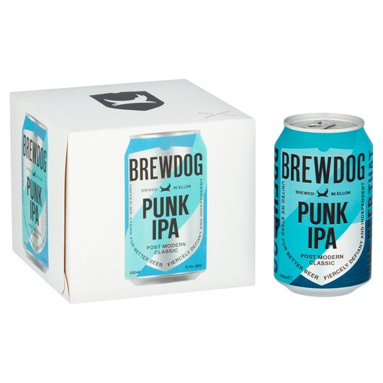 Brewdog Are Offering To Buy Everyone In France A Four Pack Of Punk Ipa photo