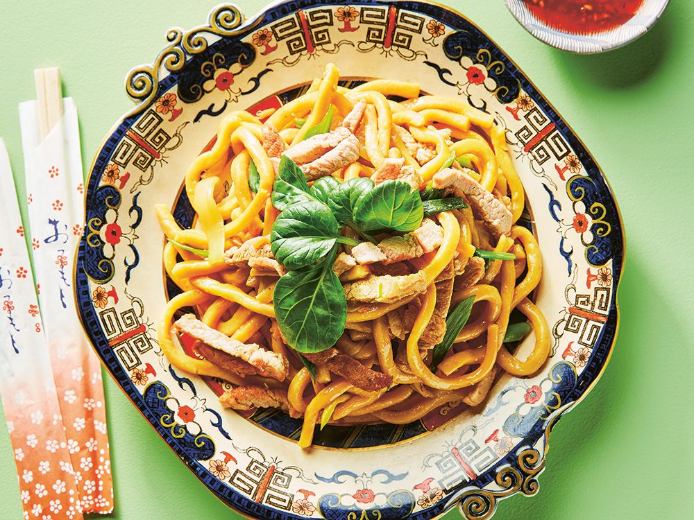 Cook This: Sunday Shanghai Noodles From The Double Happiness Cookbook photo
