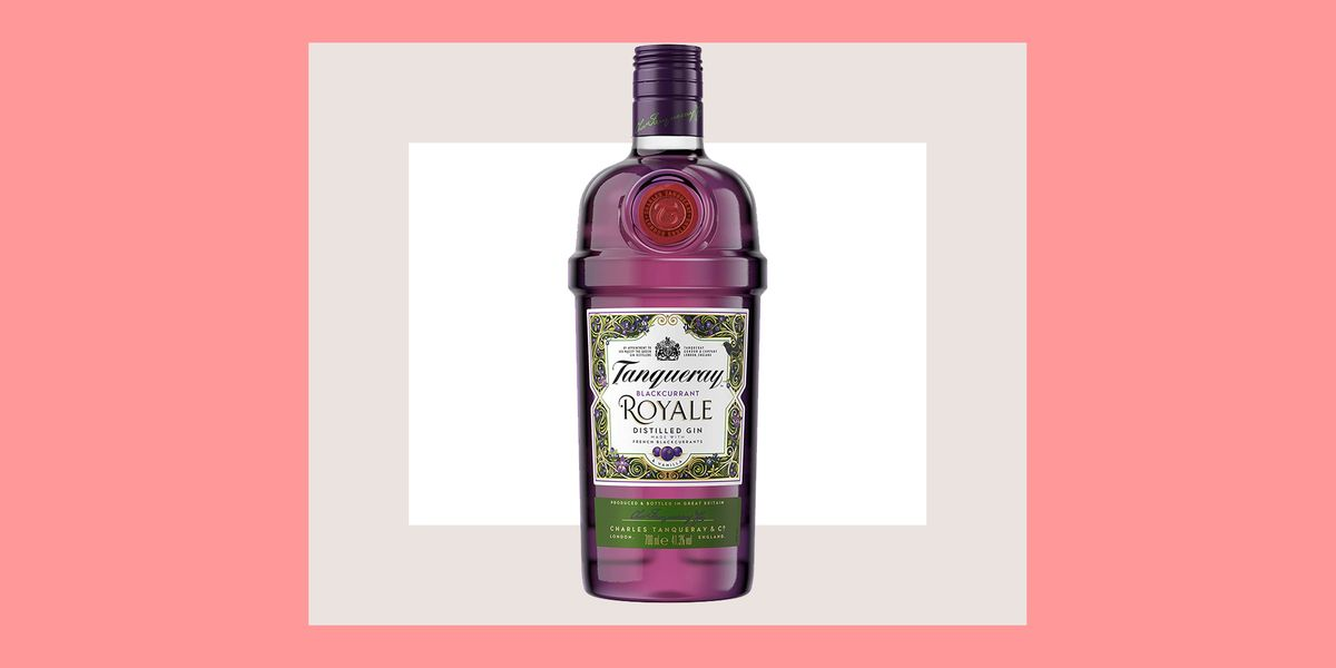 Tanqueray's New Blackcurrant Royale Gin Sounds Perfect For Valentine's Day Cocktails photo