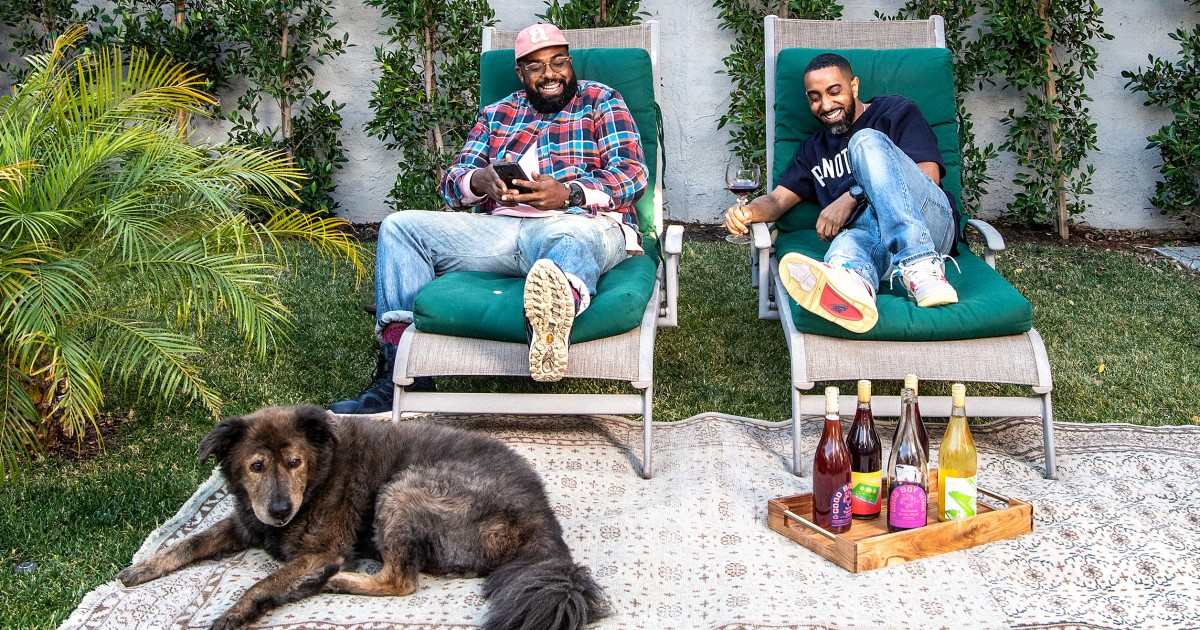 How A Group Of Wine Lovers Hatched A Plan To Diversify Their Industry, One Bottle At A Time photo