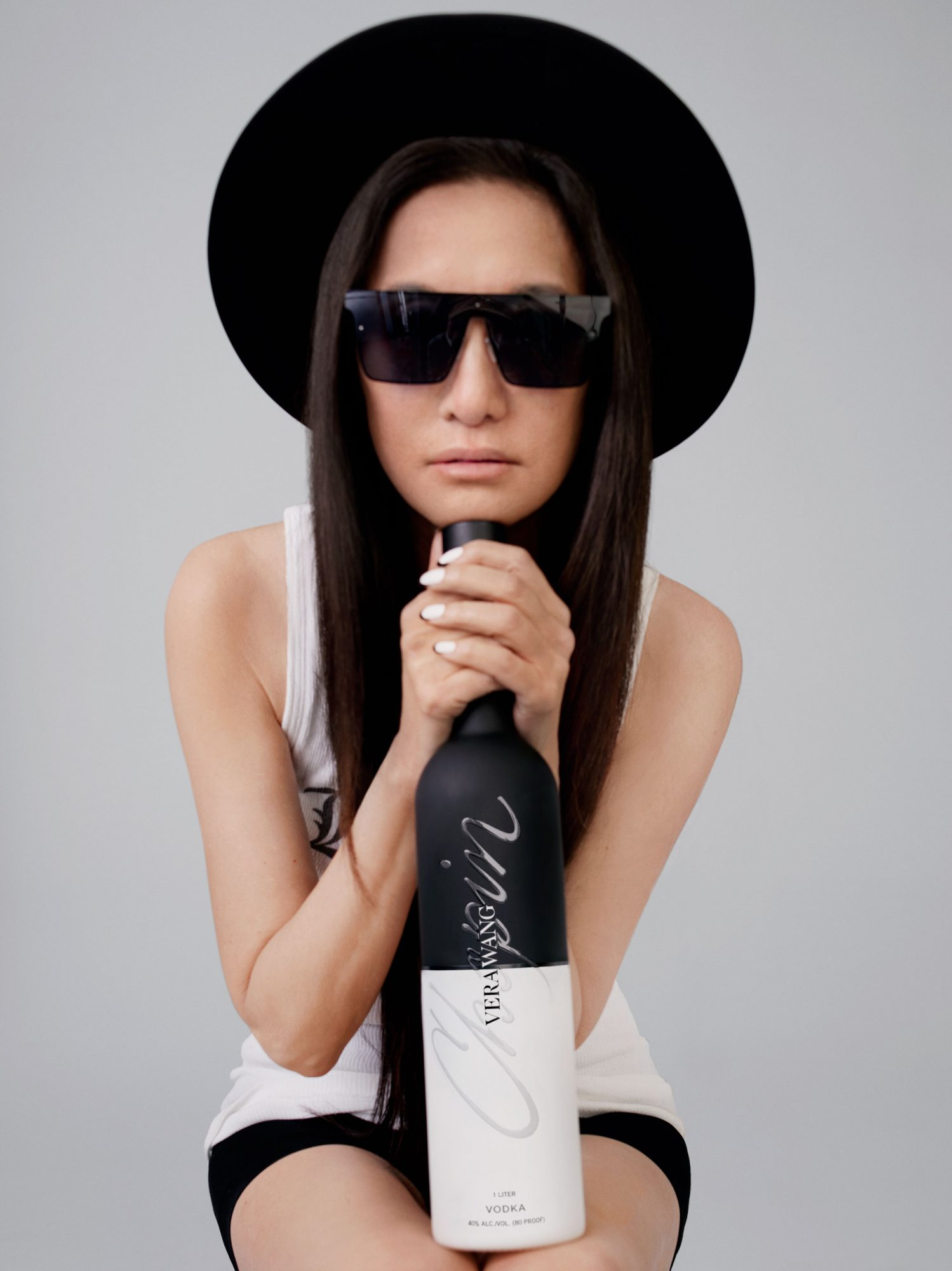 Vera Wang and Chopin Vodka Make U.S History With   New Collab photo