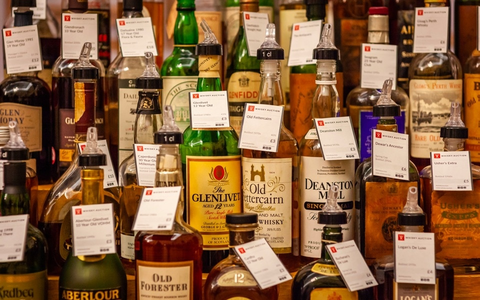 Spirits Showcase Whisky Show: Old & Rare Goes Digital photo