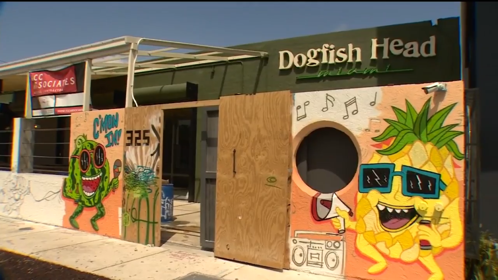 Dogfish Head To Open Their First South Florida Brewery In Wynwood This Spring photo
