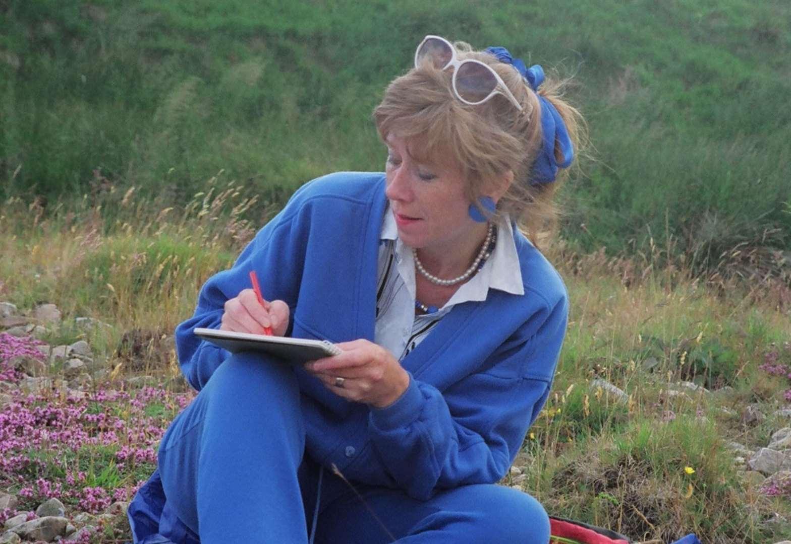 Moray Artist's Life-long Love For Glenlivet photo