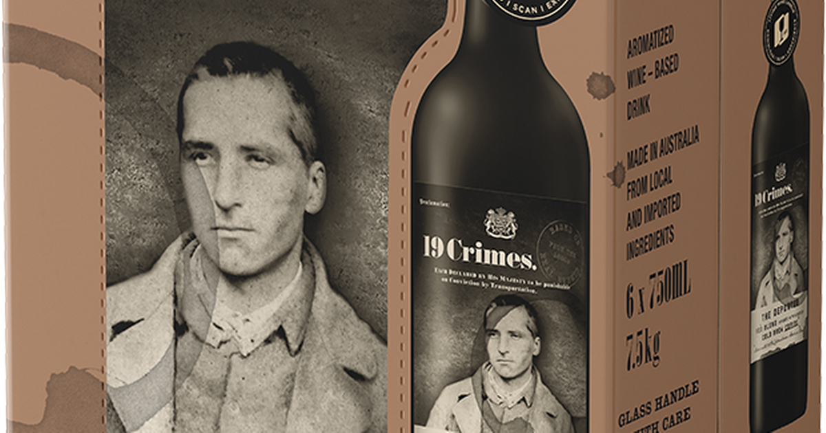19 Crimes Launches New Coffee-infused Red Wine photo