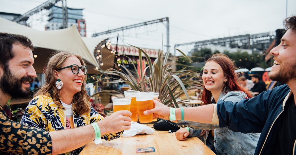 A Huge Outdoor Food And Drink Venue With Live Music Is Reopening In Leeds photo
