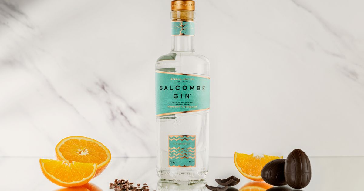 New 'easter Egg' Gin Launches photo