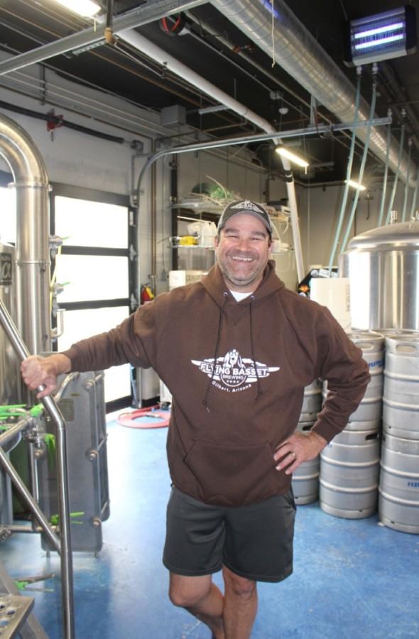Flying Basset Brewing Owner Takes Long Way Into Establishing Careers As Pilot, Brewer photo