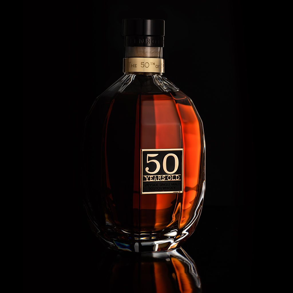 The Last Bottling Of Glenrothes 50 Year Old Single Malt Sells For £39,000 photo