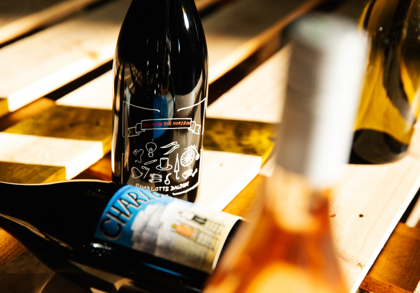 Five South Australian Wine Producers To Try: By Tasting Australia Drinks Curator Nick Stock photo