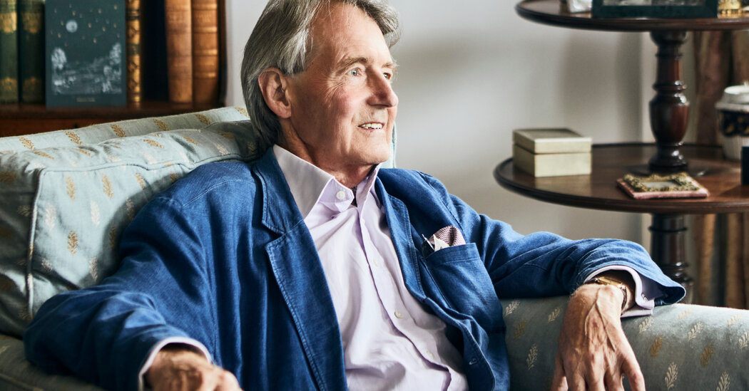 Remembering Steven Spurrier, Whose Contest Shook The Wine World photo