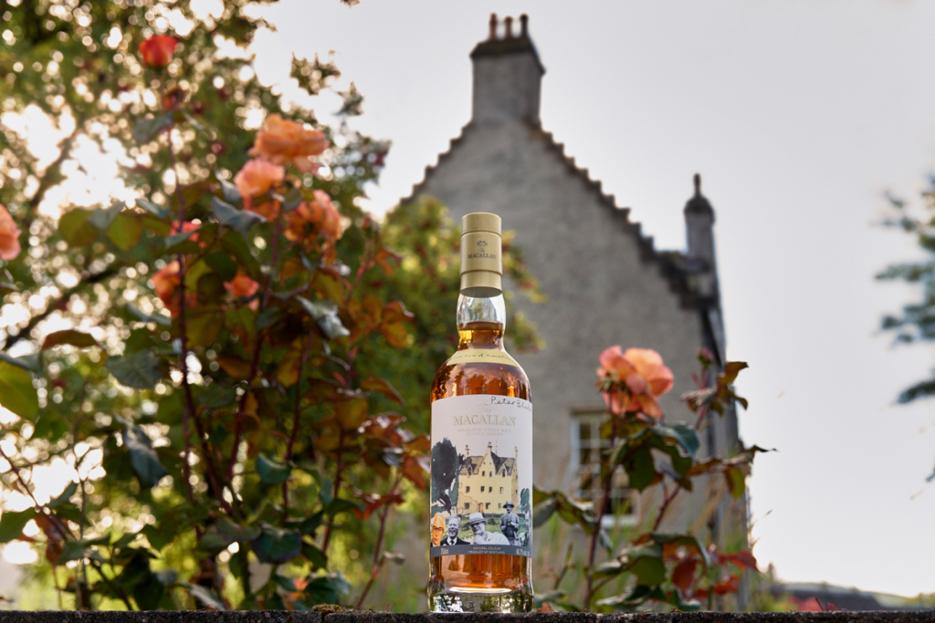 The Macallan's Latest Masterpiece: Auction And Collaboration Of The Ages photo