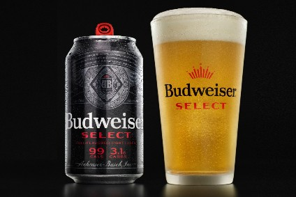 Anheuser-busch Inbev Brings Back 99-calorie Budweiser Select For Us-wide Relaunch photo