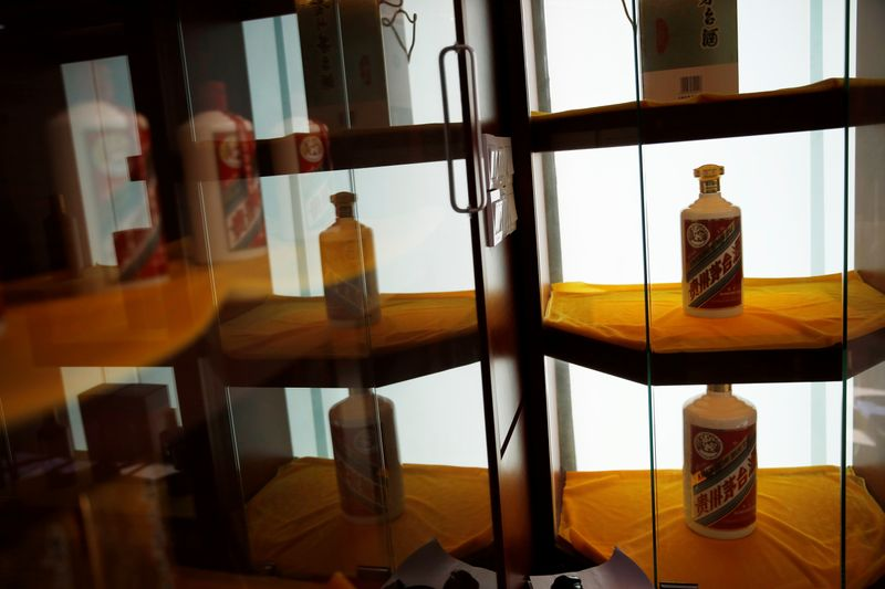 Analysis: Moutai Hangover Highlights Risks In China's Crowded Stock Bets photo