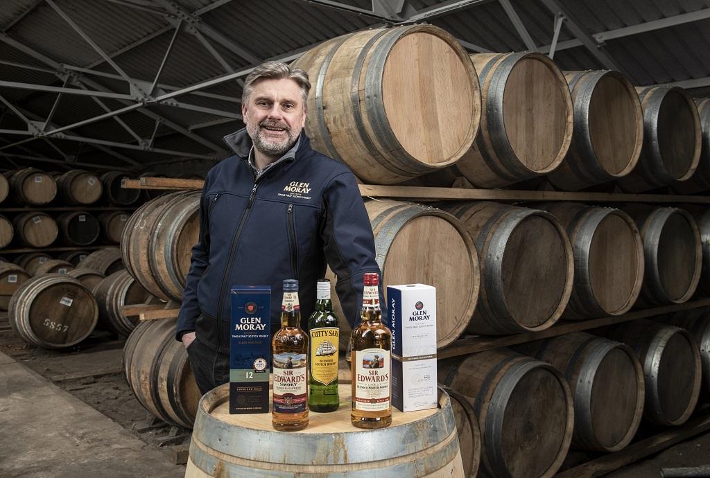 New Head Of Whisky Creation At Glen Moray Distillery photo