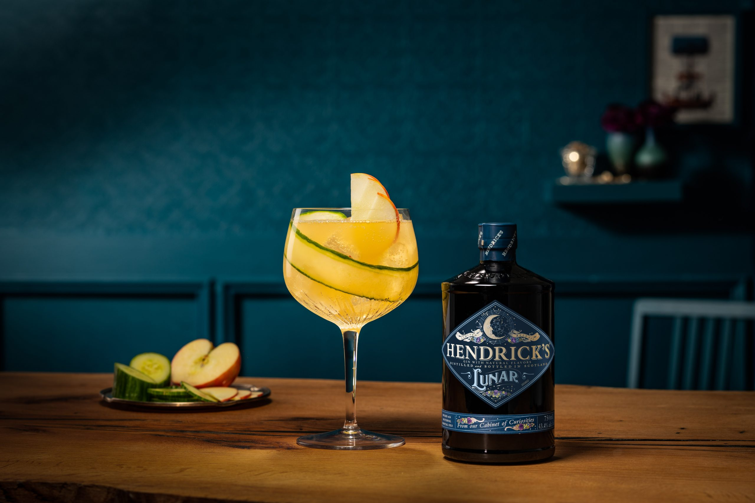 Hendrick's Gin Releases A Once In A Blue Moon Gin: Hendrick's Lunar photo